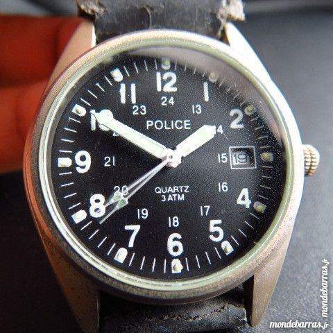 POLICE 2115 HELICO MONTRE homme DIV0269 75 Metz (57)