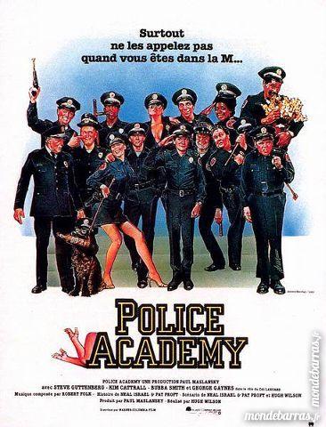 Dvd: Police Academy (446) DVD et blu-ray