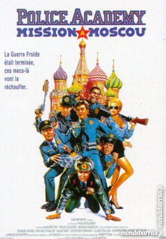 Dvd:  Police Academy 7 (458) 6 Saint-Quentin (02)