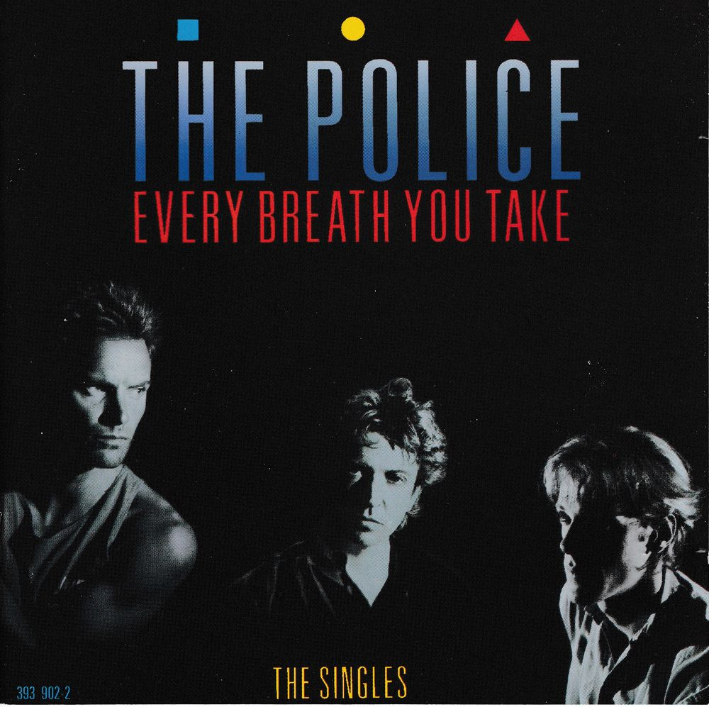 CD   The Police     Every Breath you take     (The Singles) 5 Bagnolet (93)