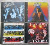 Lot CD THE POLICE 14 Nouzonville (08)