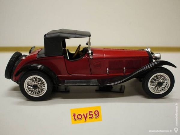 Polistil 1/16 Alfa Romeo 1750 Alfetta - toy59 Jeux / jouets