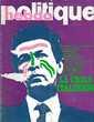 POLITIQUE HEBDO Magazine n°263 1977  La crise italienne