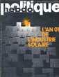 POLITIQUE HEBDO Magazine n°271 1977 L'industrie solaire Livres et BD