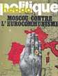 POLITIQUE HEBDO Magazine n°276 1977  Moscou  CFDT
