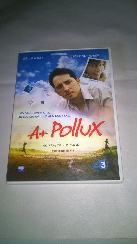 DVD A+ Pollux Gad Elmaleh - Cécile De France  2003 Excell 10 Talange (57)