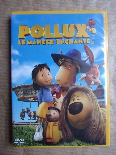 DVD Pollux Le Manège Enchanté DVD et blu-ray