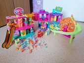 Polly Pocket (hotel + centre commercial) 40 Nomain (59)