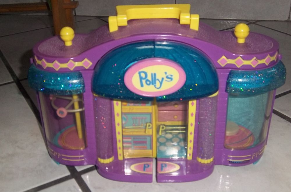 polly pocket magasin de mode  9 Colombier-Fontaine (25)