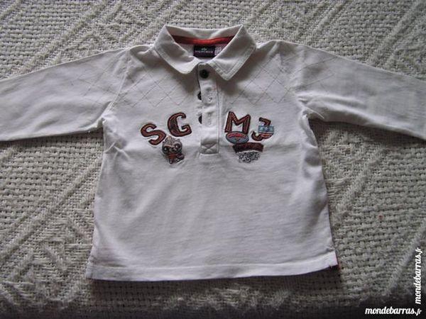 POLO bébé 6 mois, marque SERGENT MAJOR 3 Brouckerque (59)