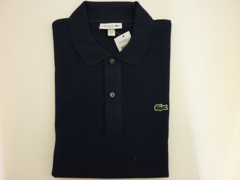 Polo MC LACOSTE Neuf Taille: 5/L Slim 50 Annecy (74)
