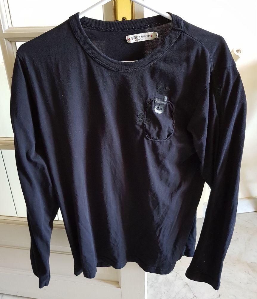 Polo manche longue Galice jeans-  coton - Homme L 2 Marseille 9 (13)