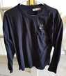 Polo manche longue Galice jeans-  coton - Homme L Marseille 9 (13)