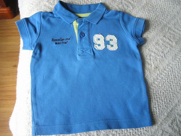 POLO, T. 2 ans - marque IN EXTENSO 2 Brouckerque (59)