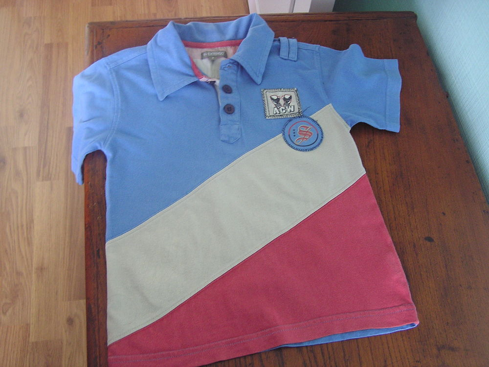 POLO, T. 4 ans, marque IN EXTENSO 2 Brouckerque (59)