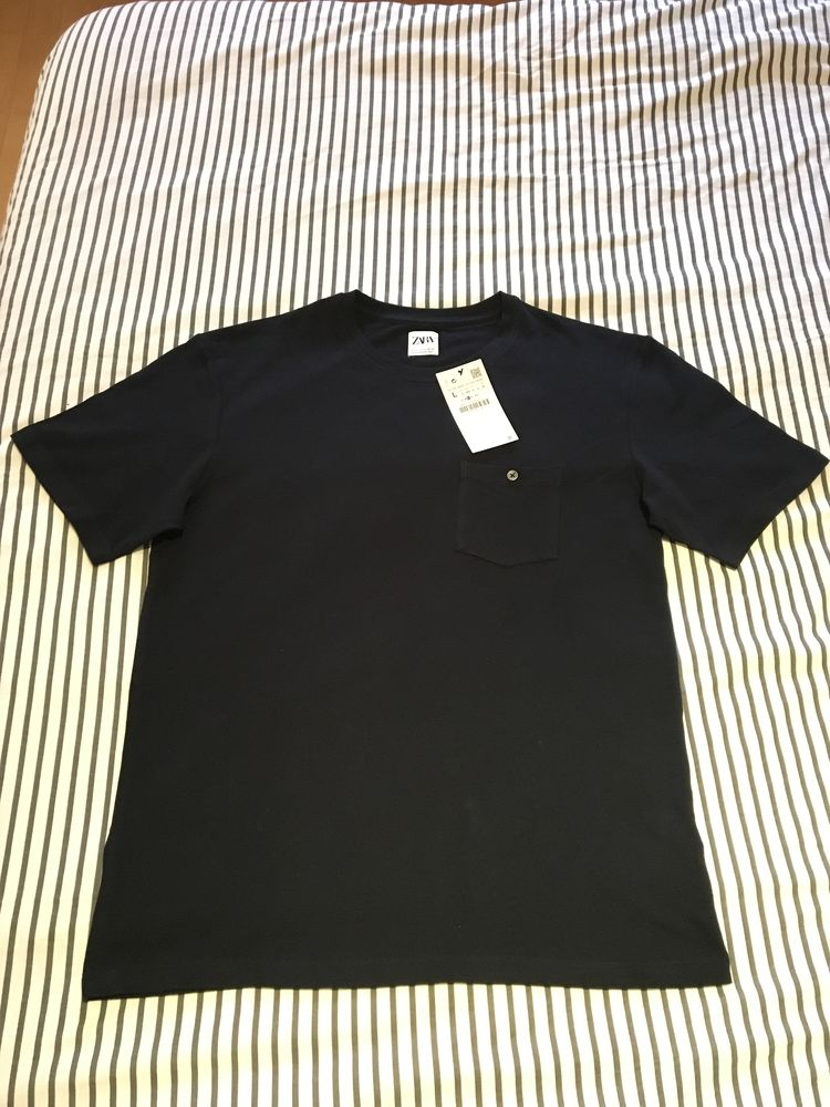 Polo/tee-shirt ZARA homme. 5 Paris 19 (75)