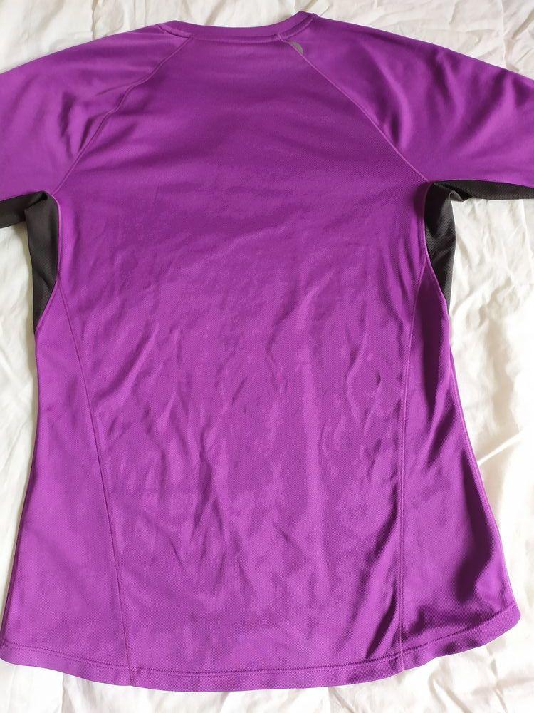 Polo sport ASICS violet extensible Ado 16-18 ans / M / 38 2 Tournefeuille (31)
