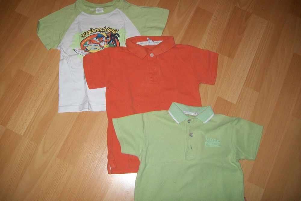 lot :2 polos+1 tee shirt3 ans 4 Jouy-le-Moutier (95)