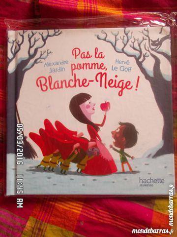 PAS LA POMME, BLANCHE-NEIGE !  1 Chambly (60)