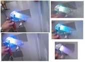 Pommeau douche SPA lumineux ionisant économie eau 20 Niort (79)