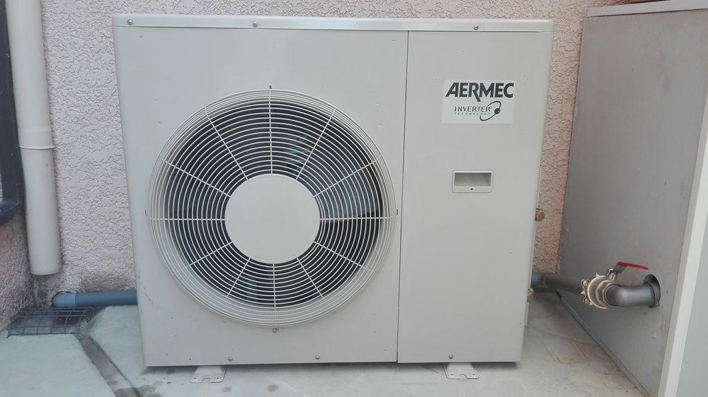 Pompe à chaleur 9KW Air/Air Aermec  Inverter  0 Mèze (34)