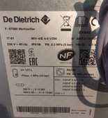 Pompe à chaleur hydraulique   MIV-4E 4-8 V200 Colis EH542   2000 Villers-Cotterêts (02)