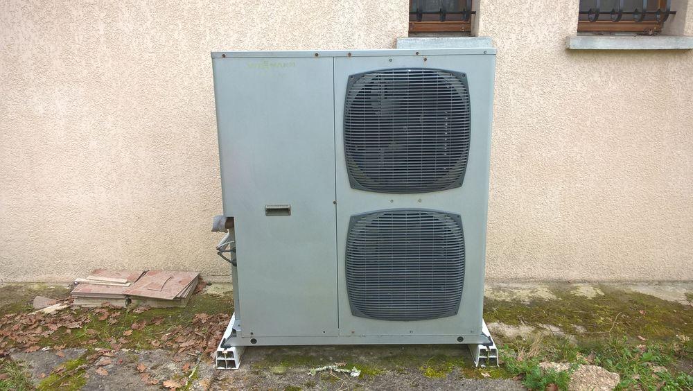 Achetez pompe chaleur occasion annonce vente casteljaloux 47 wb155964858 - Viessmann pompe a chaleur ...