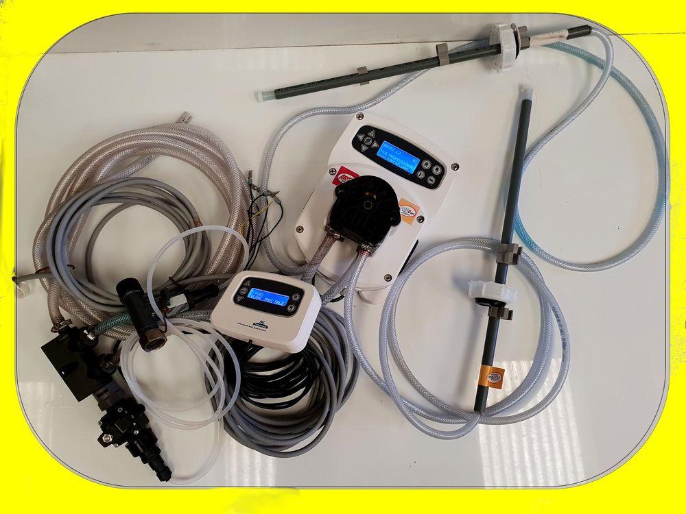 Pompe doseuse Brightwell WL2 débit standard pour 2 produits  208 Saint-Pôtan (22)