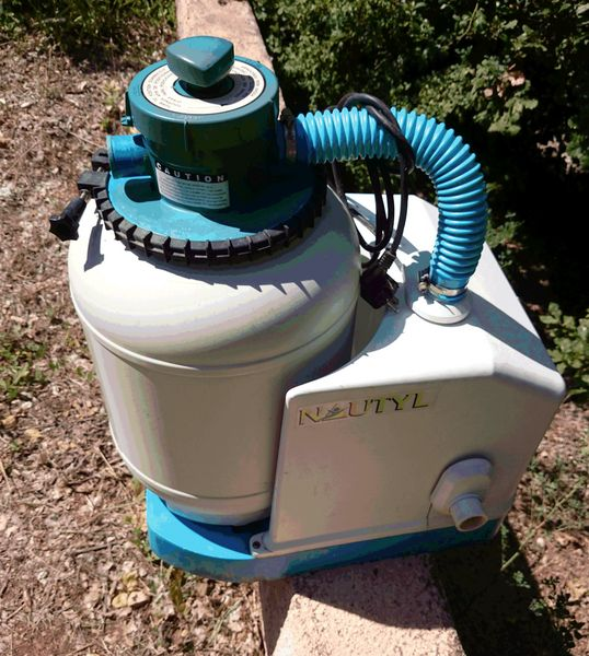 pompe filtre complète piscine Jardin