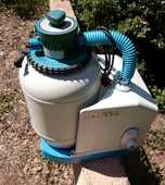 pompe filtre complète piscine  120 Draguignan (83)