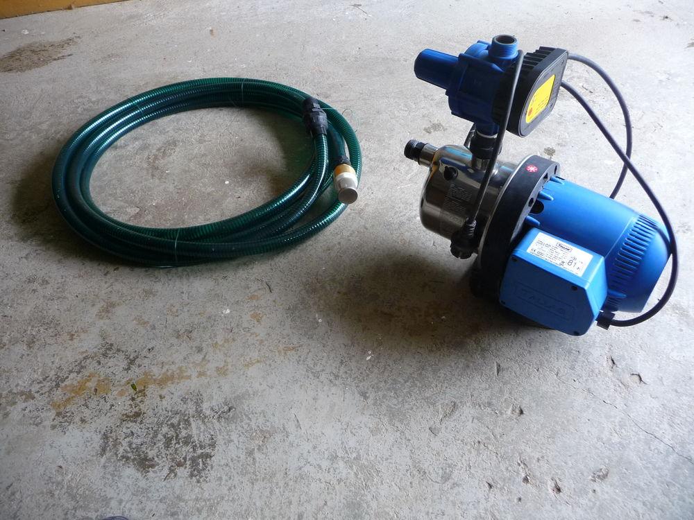 pompe de surface électrique d'arrosage TALLAS  190 Tréméreuc (22)