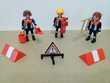 les pompières Playmobil