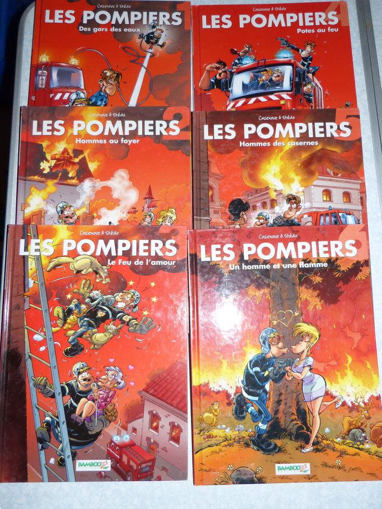 BD  -  LES POMPIERS  - a choisir -  LISEZ TOUT LE TEXTE 4 Brest (29)