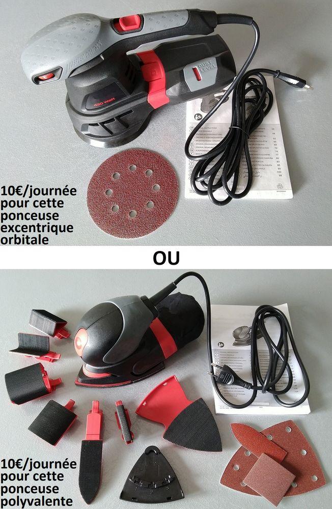 Ponceuse multifonction ( excentrique orbitale ou d'angle ) 10 Tournefeuille (31)