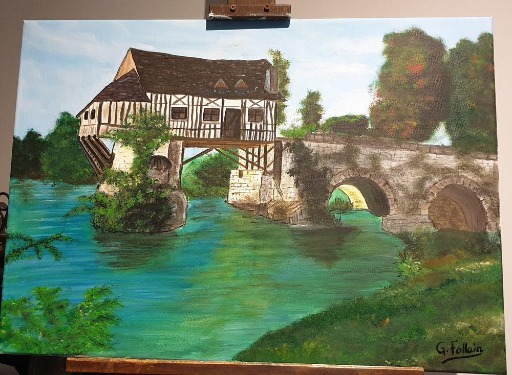 Le pont de vernon 0 Dieppe (76)