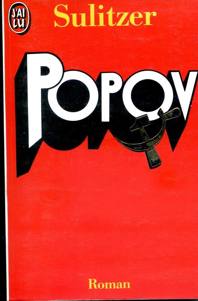 Popov ****Paul-Loup Sulitzer, 2 Rennes (35)