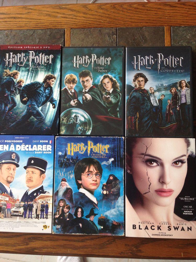 lot de 6 DVD populaires 16 Sarcelles (95)