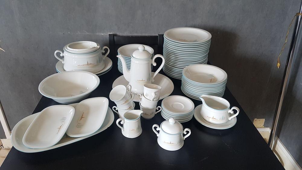 Porcelaine Bareuther Waldsassen bavaria Germany Décoration