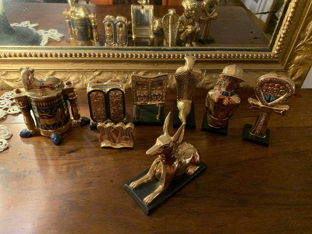 Porcelaine Franklin série Égypte 50 Saint-Apollinaire (21)
