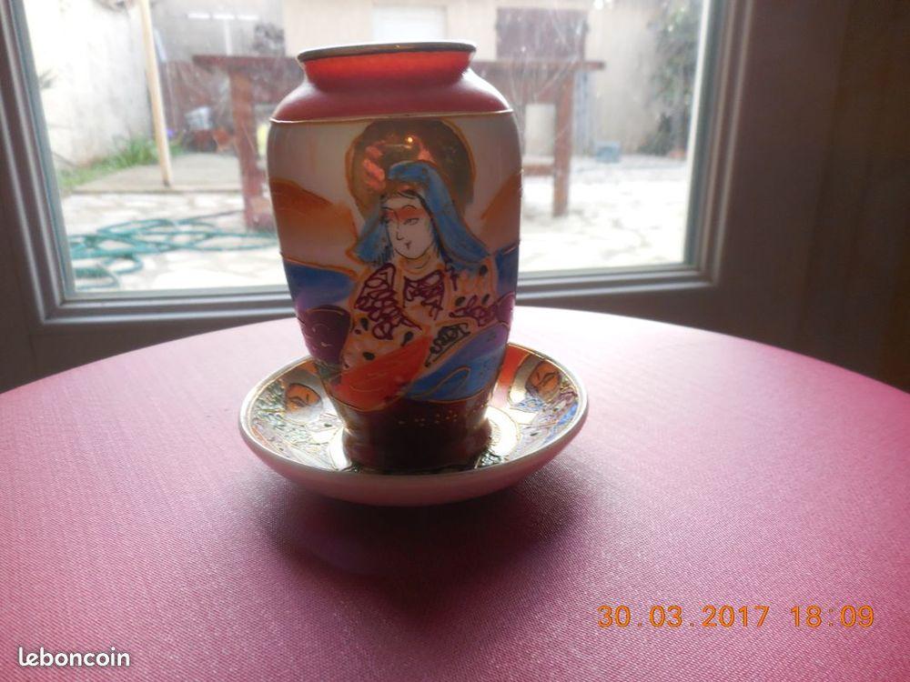 pot porcelaine du japon +assiette 10 Sète (34)