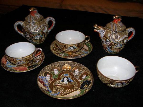 Porcelaine du Japon 50 Cagnes-sur-Mer (06)