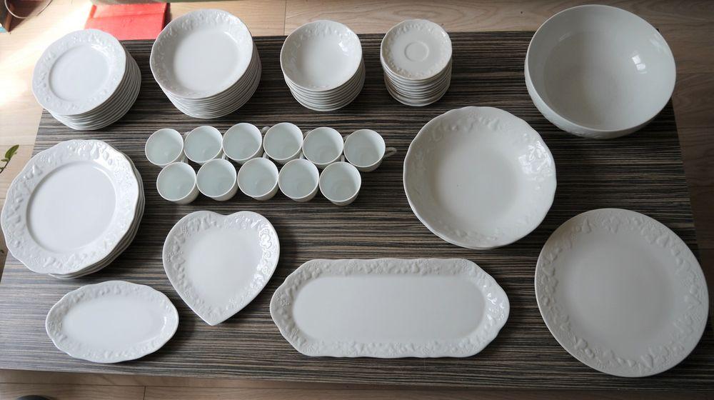 Porcelaine de Limoges Philippe Deshoulières 380 Brest (29)