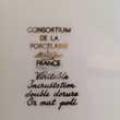 PORCELAINE RAFFINEE POUR DINERS D'EXCEPTIONS Décoration