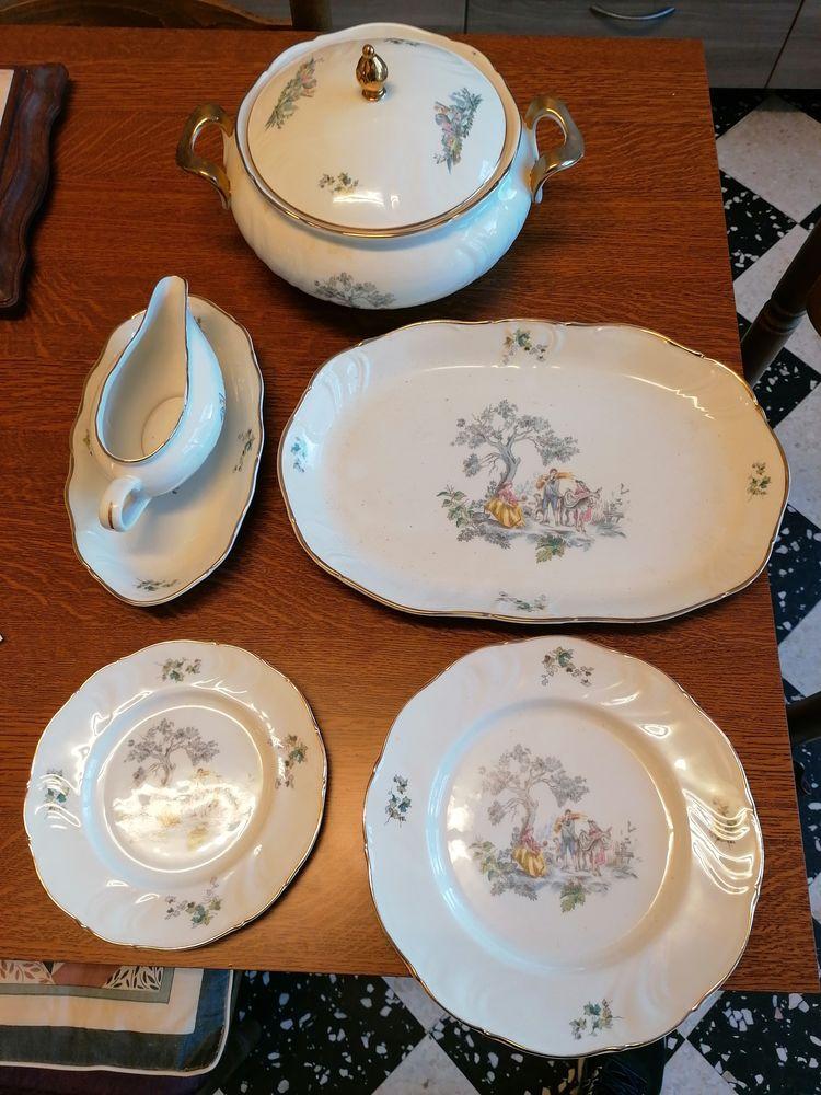 porcelaine de sarguemine collection arlette 0 Jonquières (84)