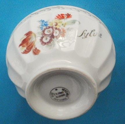 BOL en porcelaine SOFAFILS 7 Montauban (82)