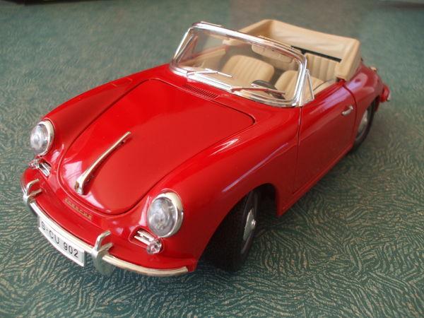 PORSCHE  356 B CABRIOLET 1961 27 Ornaisons (11)