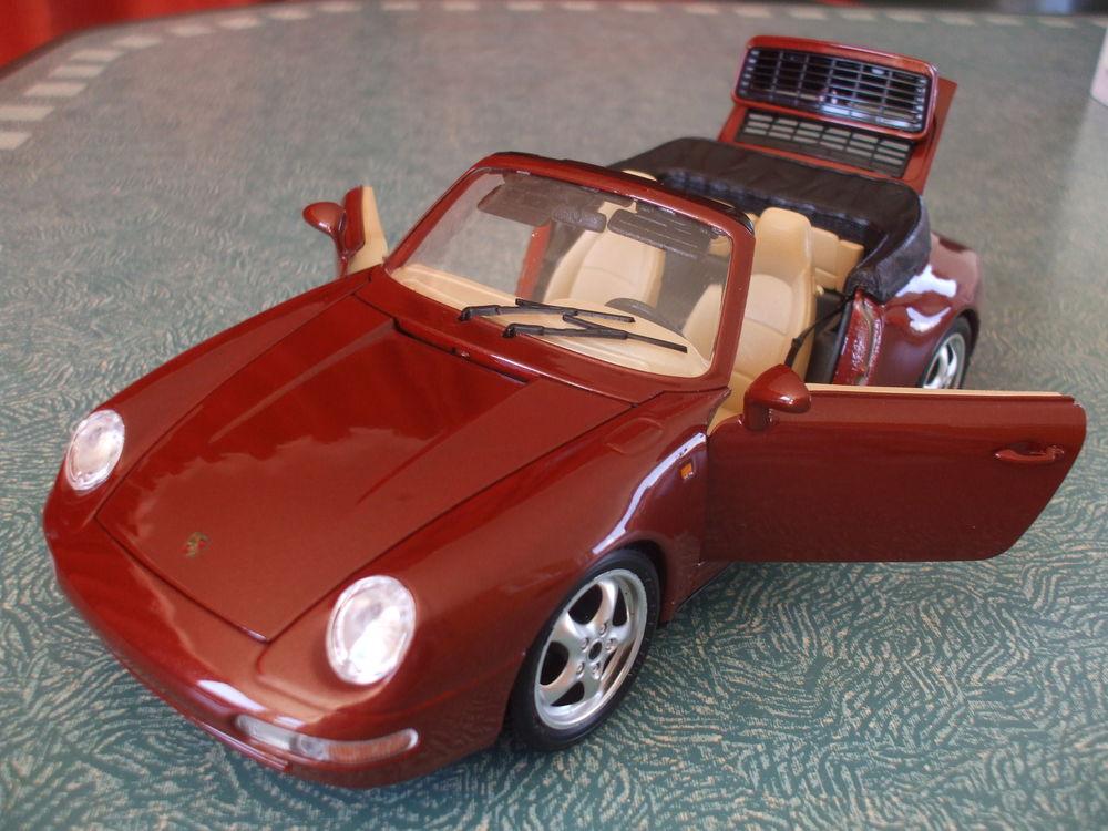 PORSCHE  911  CABRIOLET  1994 27 Ornaisons (11)