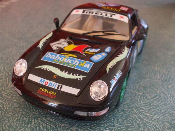PORSCHE  911  CARRERA RACING 1993 32 Ornaisons (11)