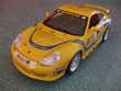 PORSCHE  911  CARRERA  RACING  DE 1993  JAUNE