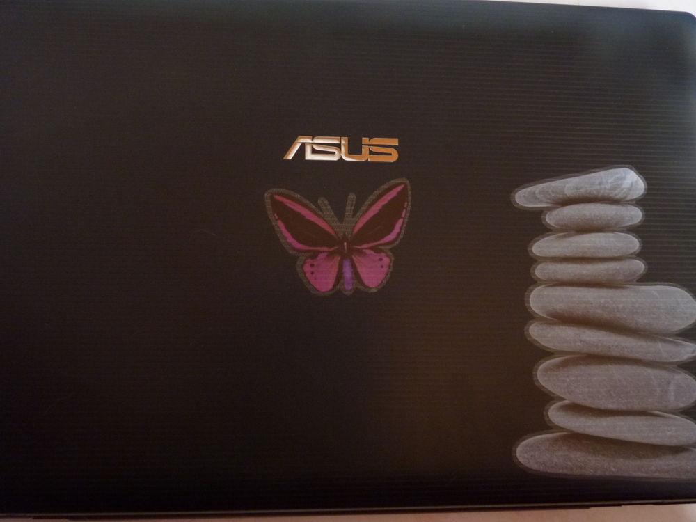 pc portable ASUS PARFAIT ETAT PEU SERVI SSD SAMSUNG PRO 256 300 La Jarne (17)